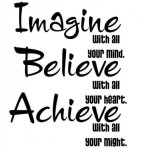 Imagine Believe and Achieve - Copy
